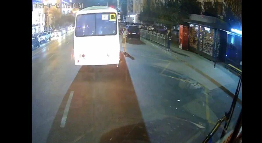 Взрыв автобуса в Воронеже 12.08.2021