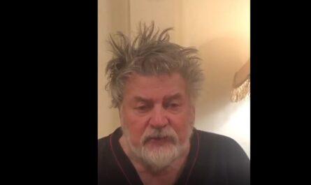 Александр Ширвиндт. Кадр из видео 11.09.2021