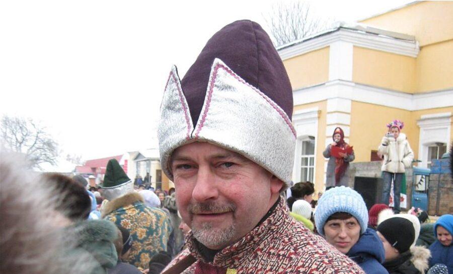 Александр Андрощик